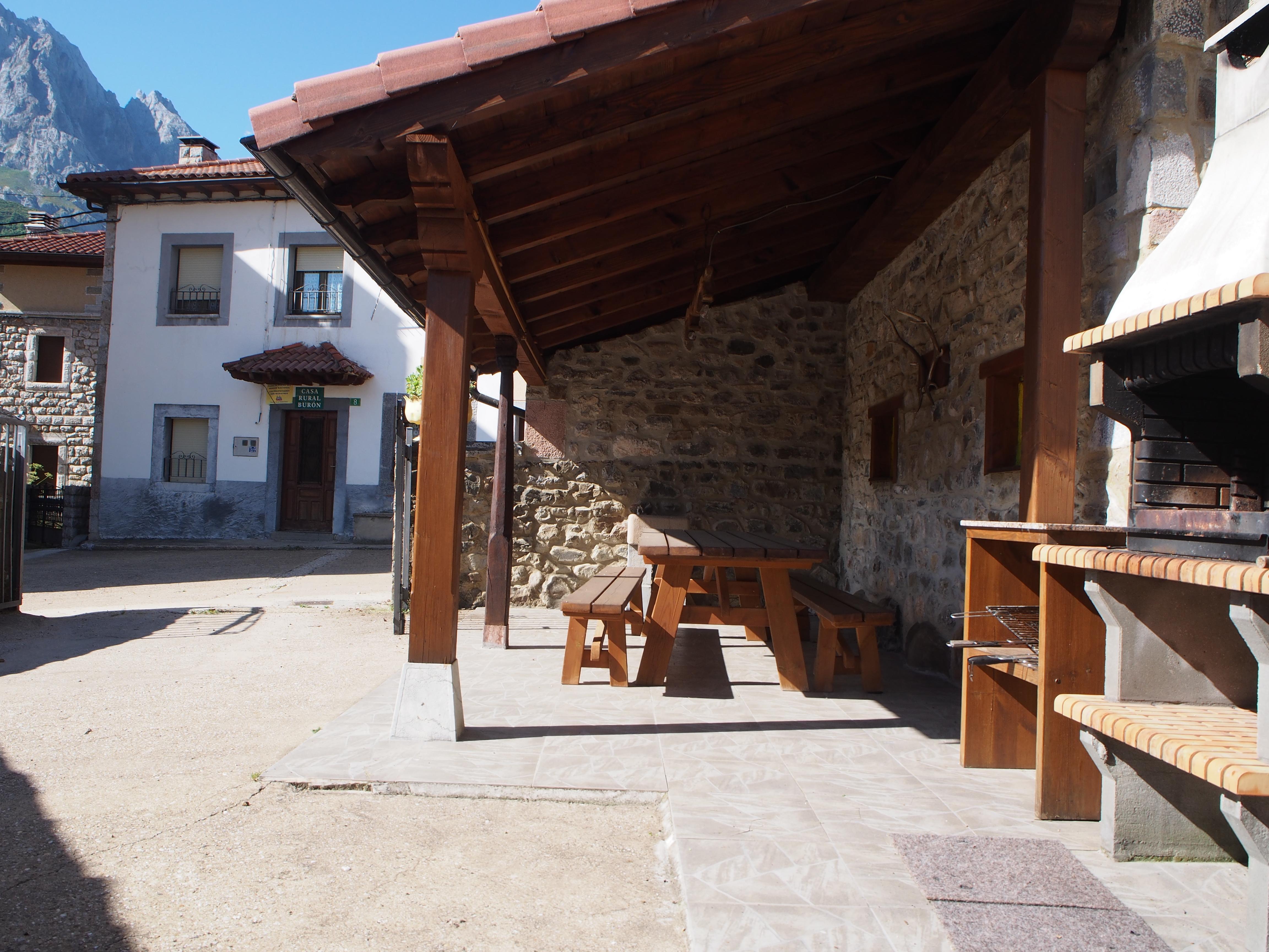 Casa Rural Burón0