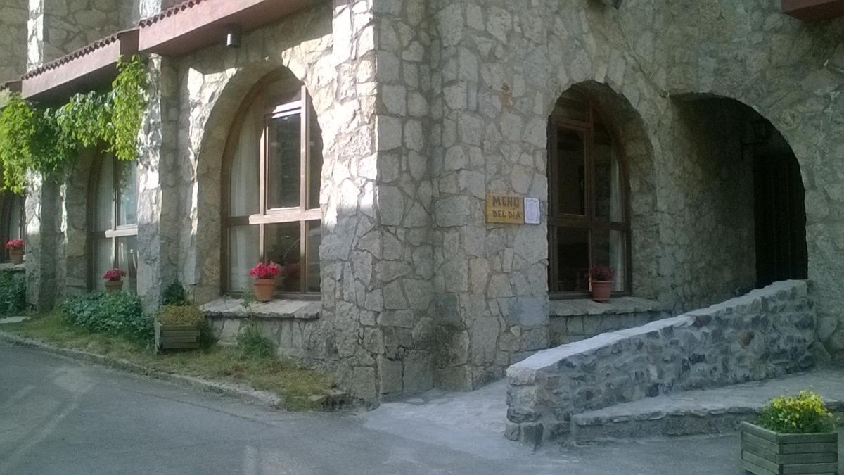 Hotel San Glorio3