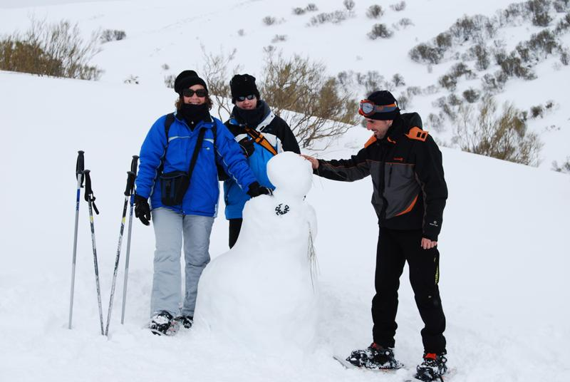 Pormaventura: Nieve3