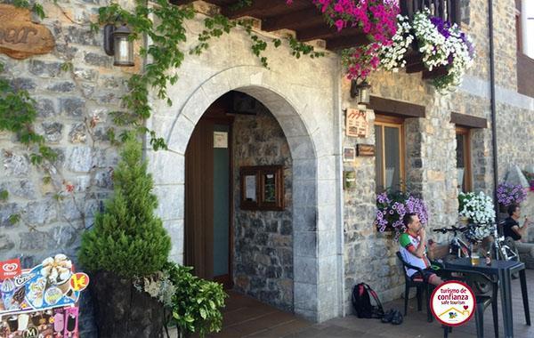 Hotel Rural El Sabinar de Crémenes0