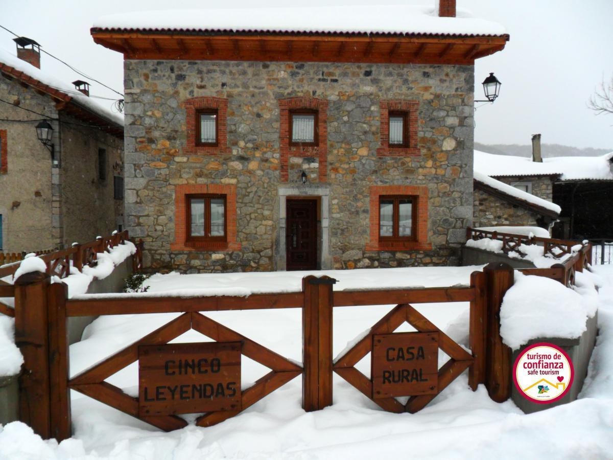 Casa Rural Cinco Leyendas0