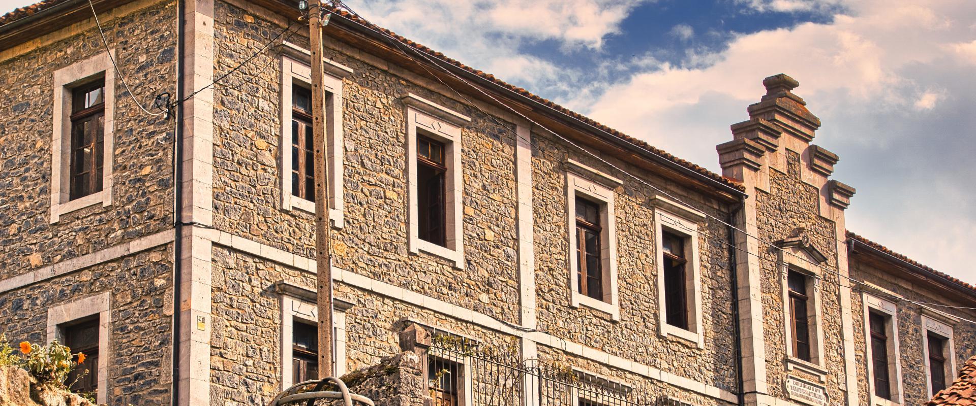 ESCUELA MUSEO FELIX MARTINO (TURISMO MONTAÑA RIAÑO)