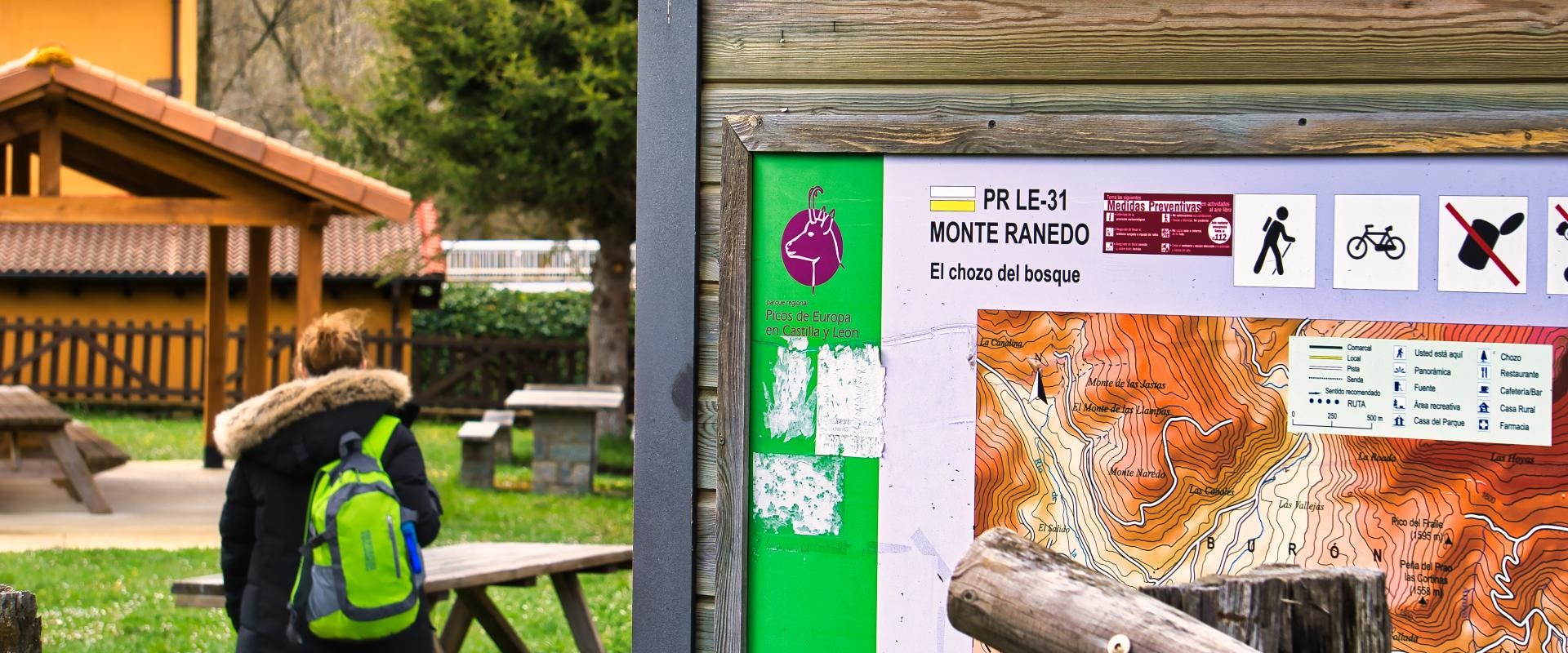 PR-LE 31 MONTE RANEDO (TURISMO MONTAÑA RIAÑO)
