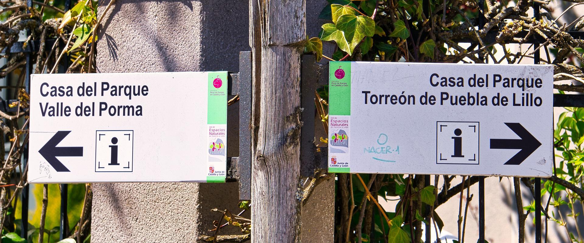 CASA DEL PARQUE PORMA Y TORREÓN PUEBLA LILLO (TURISMO MONTAÑA RIAÑO)