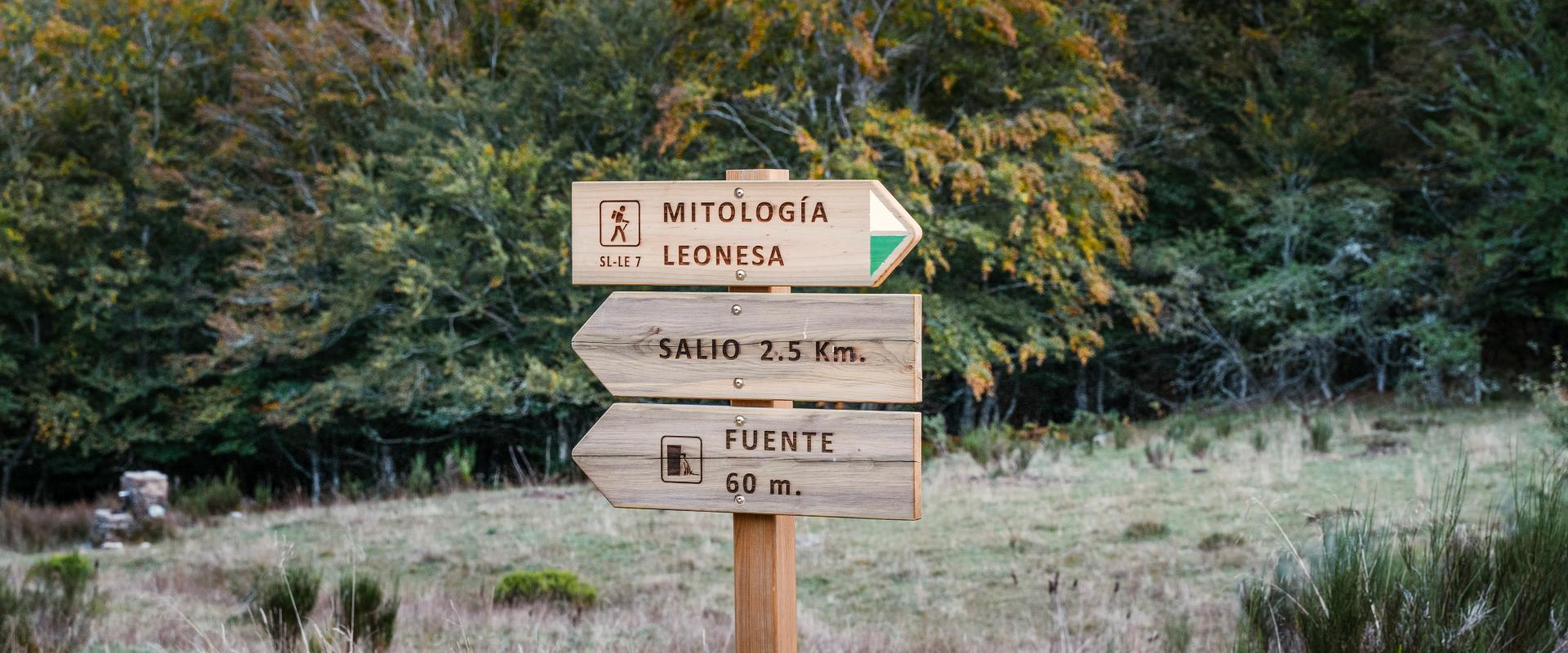 SENDA MITOLÓGICA (TURISMO MONTAÑA RIAÑO)